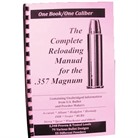 LOADBOOK RELOADING MANUAL/357 MAG