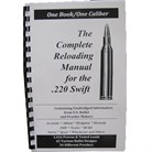 LOADBOOK RELOADING MANUAL/220 SWIFT