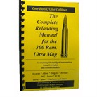 LOADBOOK RELOADING MANUAL/300 REM ULTR