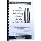LOADBOOK RELOADING MANUAL/45 ACP