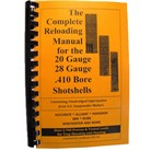 LOADBOOK RELOADING MANUAL/20/28/410 GA