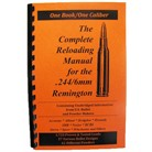 LOADBOOK RELOADING MANUAL/6MM REM/244