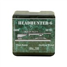 BART'S BULLETS 6MM 66 GR. HEADHUNTER'S