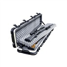 SKB DOUBLE RIFLE CASE WITH WHEELS - 50