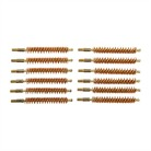 DOZEN PACK BRONZE RIFLE BRUSHES, 8 MM