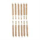 DOZEN PACK BRONZE RIFLE BRUSHES, 338 C
