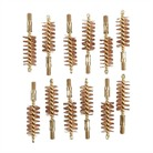 DOZEN PACK BRONZE PISTOL BRUSHES, 44/4