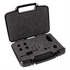 NECK TURNING KIT CASE W/FOAM