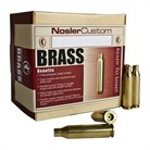 NOSLER BRASS 8MM REM MAG 25 CT