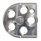 CNC MACHINED FLOATING TOOLHEAD- 650