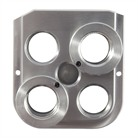 CNC MACHINED FLOATING TOOLHEAD- 550