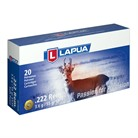 LAPUA AMMO SP 222 REM 55GR 20/BOX