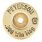 PETERSON 300 WIN MAG BRASS 50/BX