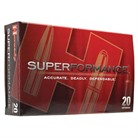 HORNADY SUPERFORMANCE 6MM REM 95 GR SS