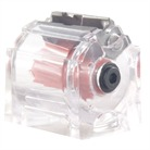 90223 MAG,CLEAR,10 RD,RED ROTR