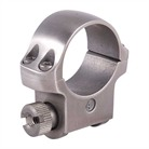 90282 1  MED. RUGER SCOPE RING, STNLS