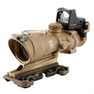 TRIJICON ACOG 4X32 ILLUM CROSS W/RMR