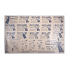 """25"""" X 39"""" 1911 AUTO WALL POSTER"""